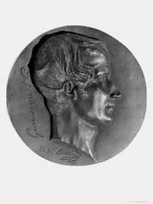 David d'Angers: le Marquis Laurent de Gouvion-Saint-Cyr