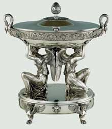 Jean Baptiste Claude Odiot: soupière. 1819. Paris