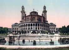 Gabriel Davioud: Construit pour l'Exposition universelle de 1878, le palais du Trocadéro n'a survécu que jusqu'en 1937, date à laquelle a été construit l'actuel Palais de Chaillot