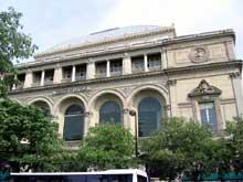 Gabriel Davioud: le Châtelet de Paris: théâtre de la ville