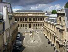 Félix Duban: l'école des Beaux Arts de Paris