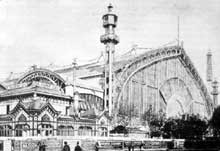 Ferdinand Dutert et Condamin: la galerie des Machines de l'Exposition de Paris de 1889