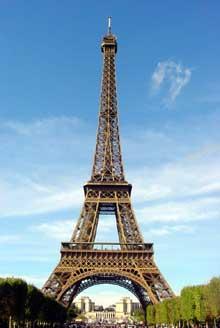 Gustave Eiffel: la tour Eiffel