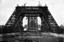 Gustave Eiffel: la tour Eiffel: l'étage1