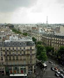 Eiffel et Boileau: le Bon Marché à Paris