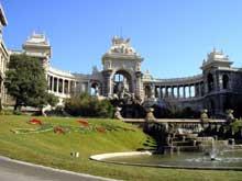 Henri Jacques Espérandieu: le palais Longchamps à Marseille