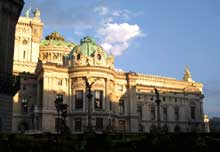 Charles Garnier: l'Opéra de Paris
