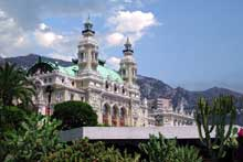 Charles Garnier: le casino de Monte Carl