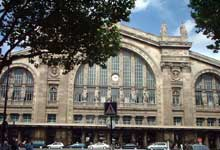Hittorff: la gare du Nord de Paris.