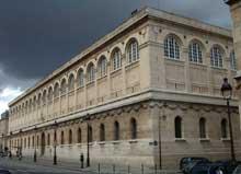 Henri Labrouste: la Bibliothèque Sainte Geneviève à Paris