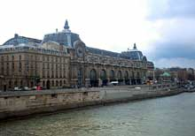 Victor Laloux: la gare d'Orsay, Paris (Actuel musée d'Orsay)