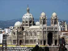 Léon Vaudoyer: la Cathédrale de la Major à Marseille