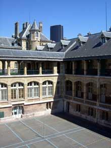 Joseph Vaudremer: le Lycée Buffon de Paris