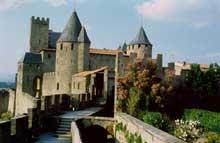 Eugène Viollet-le-Duc (1814-1872): la cité de Carcassonne