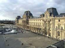 Visconti (1791-1853) et Lefuel (1810-1881): le Louvre
