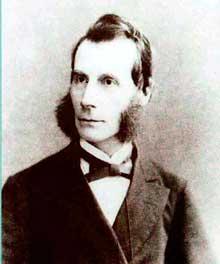 Portrait de l'historien Numa Denis Fustel de Coulanges