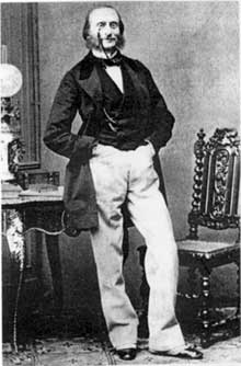 Jacques Offenbach (1819-1880)