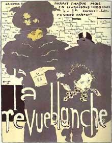 Pierre Bonnard: Affiche pour «la Revue Blanche», 1894