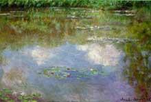 Claude Monet: nymphéas. 1903. Collection privée