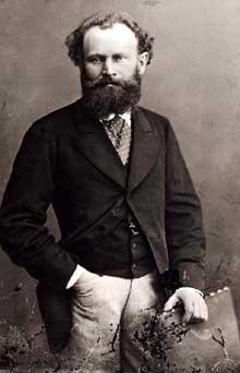 Nadar: Edouard Manet en 1874