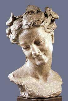 Jean-Baptiste Carpeaux: bacchante. 1872