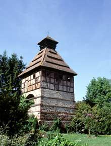 L'ancienne briqueterie de Benfeld. (La maison alsacienne)