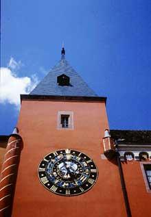 Haguenau: le Musée Alsacien, ancienne chancellerie du XVè