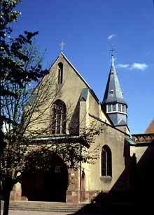 Haguenau: saint Georges