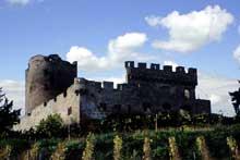 Le château de Kintzheim