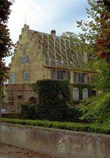 Osthouse: le château