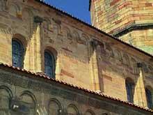 Rosheim: saints Pierre et Paul: le côté sud