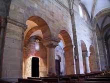 Rosheim: saints Pierre et Paul : nef et bas-côté