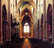 Sélestat intérieur de Saint Georges