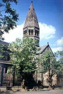 Sélestat, église sainte Foy