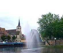 Strasbourg, saint Guillaume