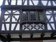 Strasbourg Petite France: belle demeure patricienne. (La maison alsacienne)