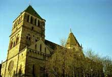 Strasbourg, église saint Thomas