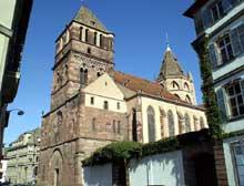 Strasbourg, saint Thomas
