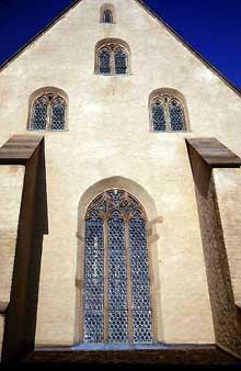 L'église de Walbourg