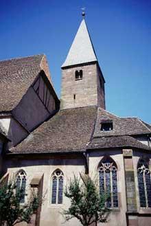 Wissembourg: saint Jean