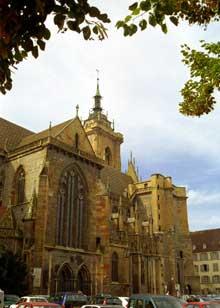 Colmar: saint Martin