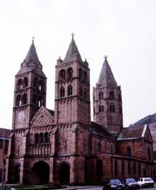 Guebwiller: Saint Léger
