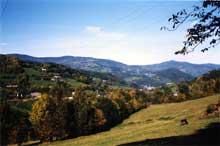 Orbey: le Val supérieur. (La maison alsacienne)