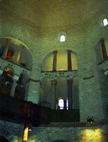 Ottmarsheim: l'intérieur