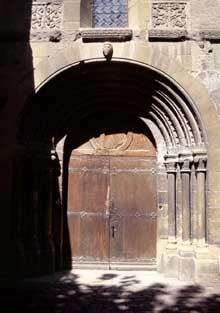 Rouffach: Notre Dame de l'Assomption: portail sud