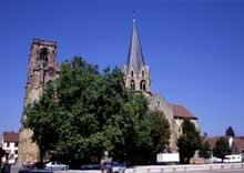 Rouffach: Notre Dame de l'Assomption