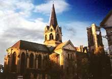 Rouffachj: Notre Dame