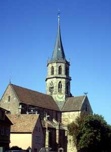 Soultz: saint Maurice