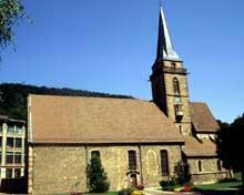 Vieux Thann: saint Dominique