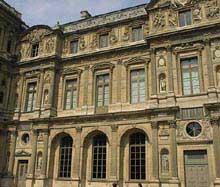 Pierre Lescot: la Cour carrée du Louvre